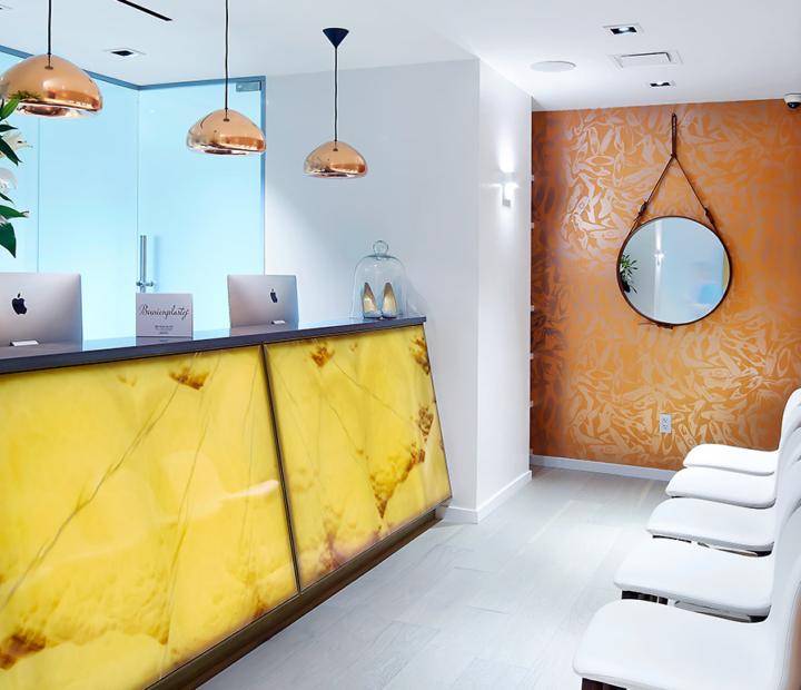 NYC Surgery Center Lobby