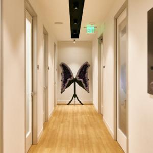 Beverly Hills Golden Surgery Center Hallway