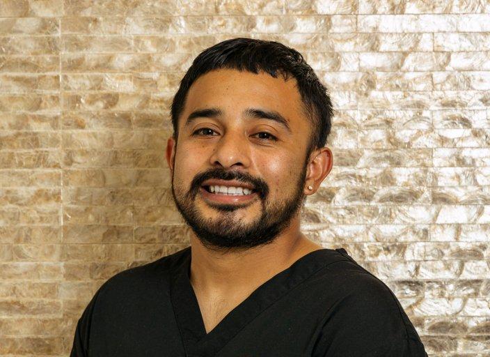 Josue Escobar, Surgical Tech